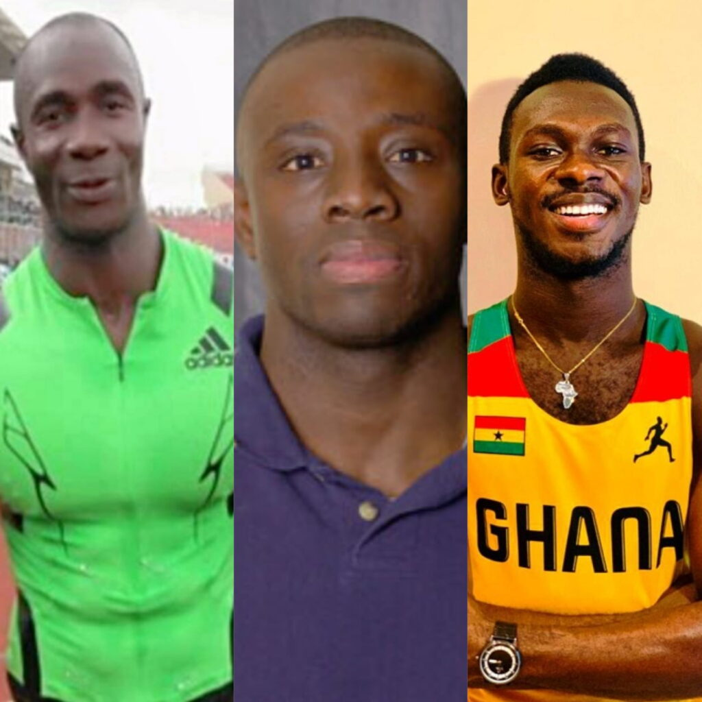The Only 3 Ghanaian Athletes To Run Under 10 Seconds