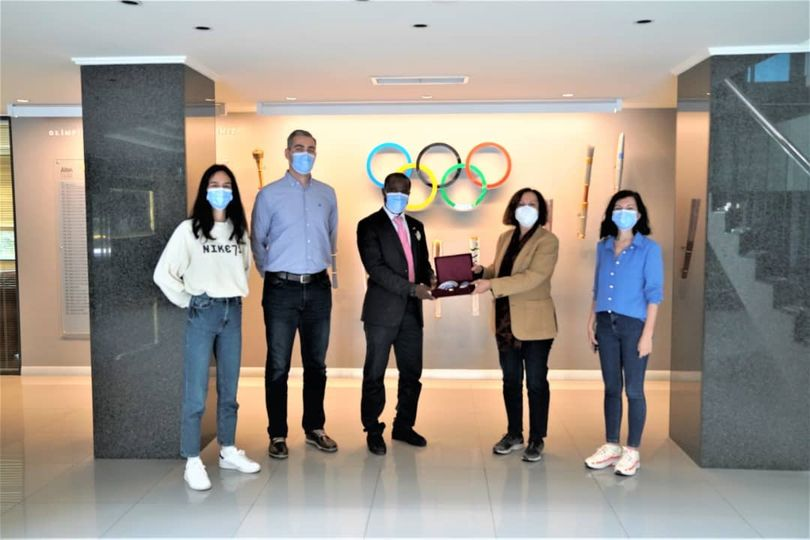 Ghana Olympic Committee And Turkey Olympic Committee Hold Successful Solidarity Meeting
