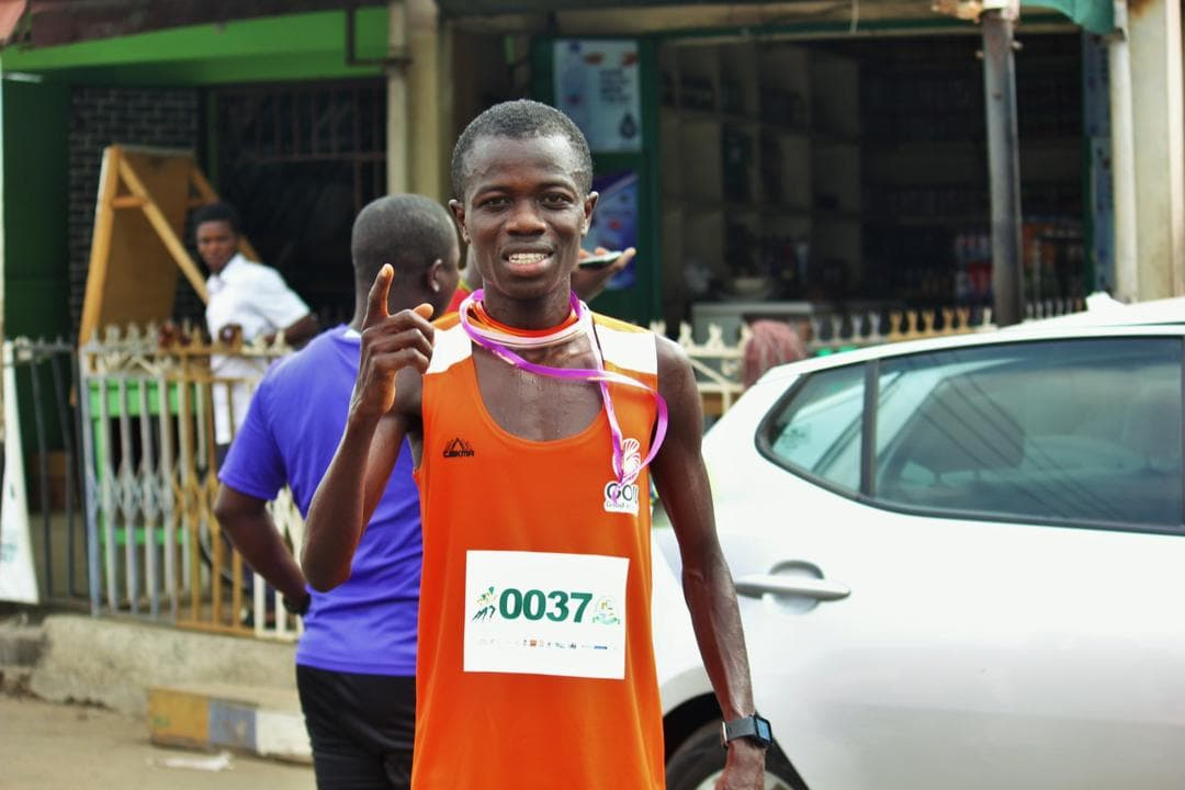 William Amponsah: The King Of Long Distance In West Africa