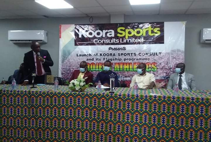 """Koora Sports Consults Limited Launched """"Project Athletics"""""""