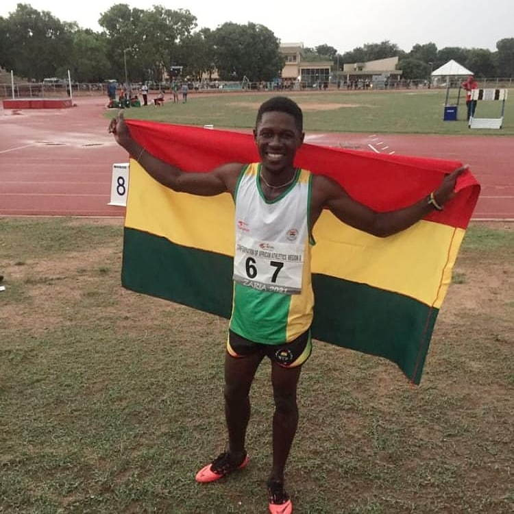 How one man is discovering Ghanaian sprinters