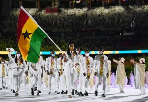 How to watch the Ghanaian Athletes at Tokyo