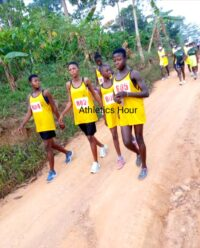 When will the NSA Cross Country Championship prize money be paid?