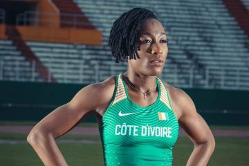 Ta Lou equals African Women's 100m Record