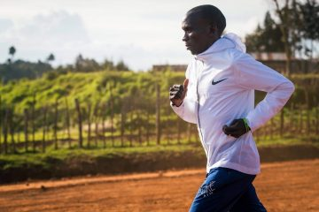 """Eliud Kipchoge """"I'm Ready To Defend To My Title"""""""