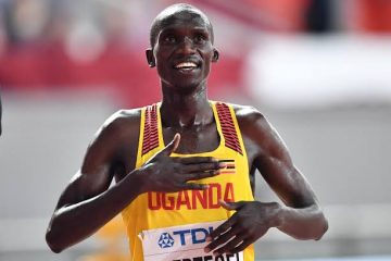 Joshua Cheptegei wins Men's 5000m Gold At Tokyo Olympic Games (Results)
