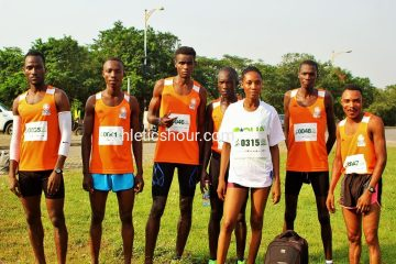 Athletics Competitions In Ghana 2021 (Oct-Dec)