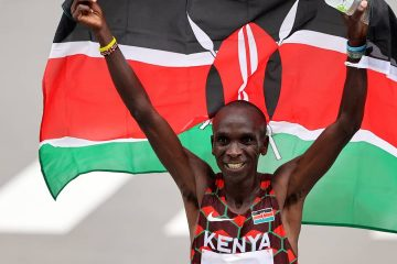Eliud Kipchoge Has Successfully Defended His Olympic Marathon Title