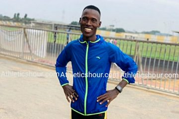 I Will Try To Defend My Title At Asante Akyem Marathon – Ishmael Arthur