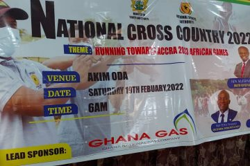 8 Months And Still Counting NSA Hasn't Paid The Winners Of The Sefwi Wiaso Cross-Country Championship