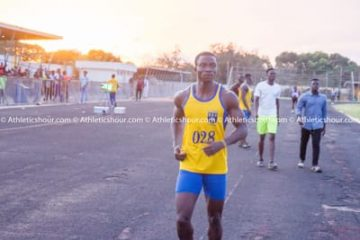 Did You Know That Athletics Is The 4th Ranked Sport In Ghana?