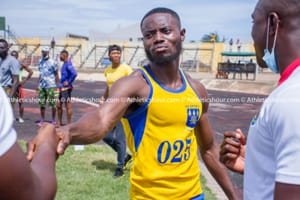 Thank You For Changing My Running Style – Isaac Botsio Praises Coach Elorm